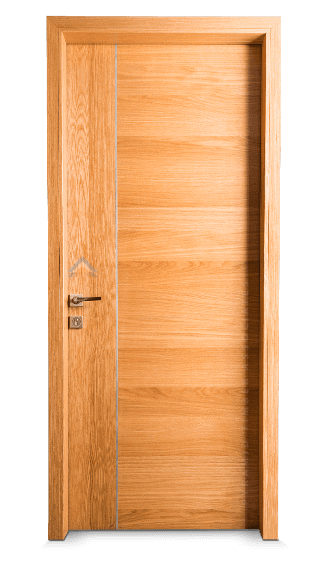 Pyramid Timber Flush Door R3DF