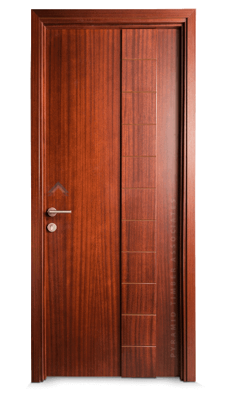 Pyramid Timber Flush Door R3CF