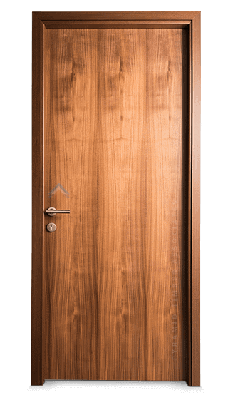 Pyramid Timber Flush Door R3AF