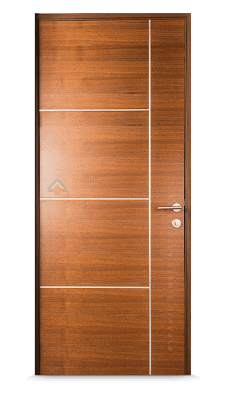 Pyramid Timber Flush Door R3AB
