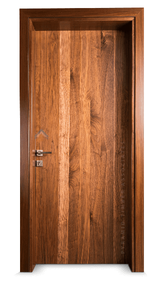 Pyramid Timber Flush Door R4DF