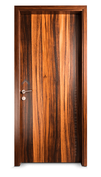 Pyramid Timber Flush Door R4CF
