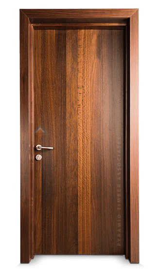 Pyramid Timber Flush Door R4BF
