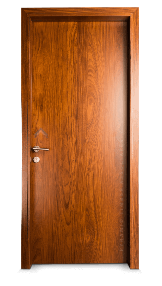 Pyramid Timber Flush Door R4AF