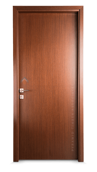 Pyramid Timber Flush Door R5DF