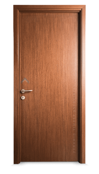 Pyramid Timber Flush Door R5BF