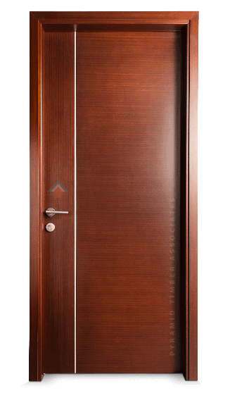 Pyramid Timber Flush Door R5AF