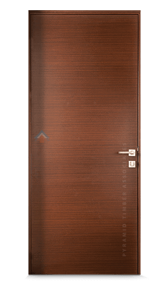 Pyramid Timber Flush Door R5DB