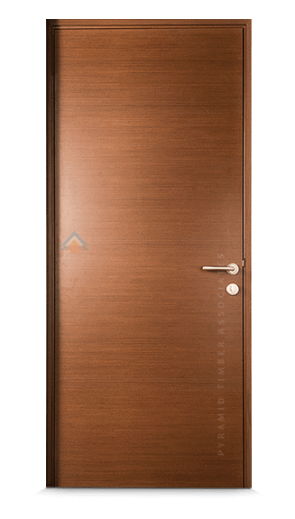 Pyramid Timber Flush Door R5BB