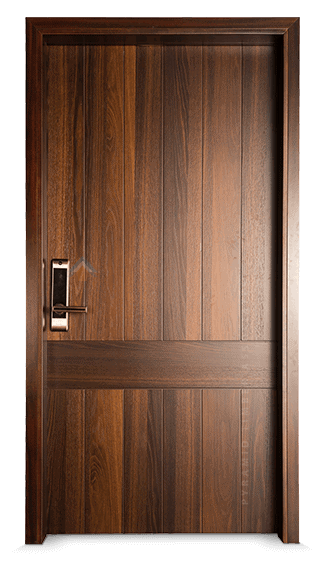 Pyramid Timber Flush Door R1AF