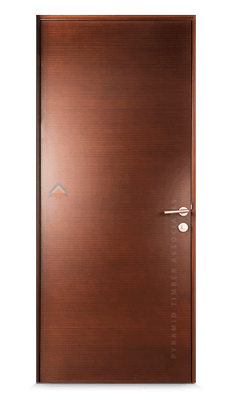 Pyramid Timber Flush Door R5AB