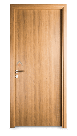 Pyramid Timber Flush Door R7B
