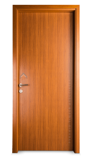 Pyramid Timber Flush Door R7C