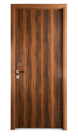 Pyramid Timber Flush Door R7D