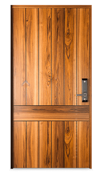 Pyramid Timber Flush Door R1AB