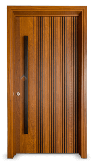 Pyramid Timber Flush Door R1FF