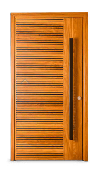 Pyramid Timber Flush Door R1FB