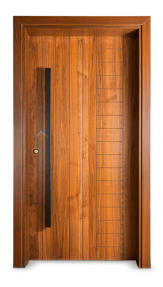 Pyramid Timber Flush Door R2BF