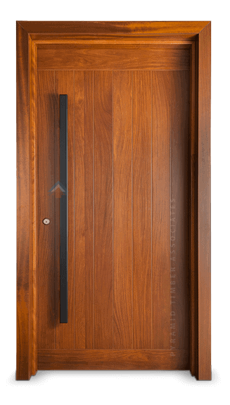 Pyramid Timber Flush Door R2CF