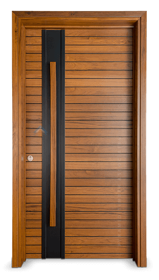 Pyramid Timber Flush Door R1EF