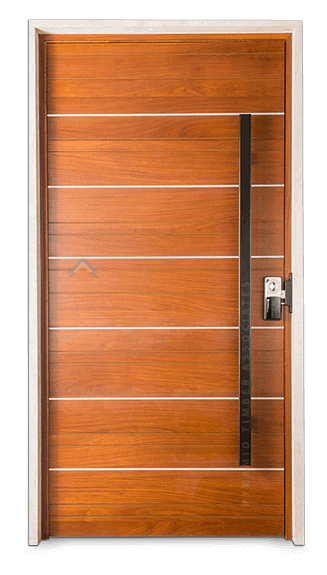 Pyramid Timber Flush Door R2AB