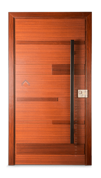 Pyramid Timber Flush Door R2BB