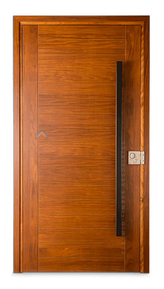 Pyramid Timber Flush Door R2CB