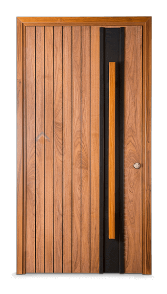 Pyramid Timber Flush Door R1EB